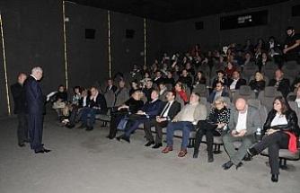 Espark'ta 'Cep Herkülü: Naim Süleymanoğlu' filminin özel gösterimi yapıldı