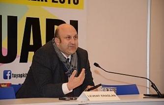 """Prof. Dr. Levent Eraslan'dan """"Dijital Yayınların Güvenirliği"""" söyleşisi"""