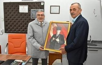 Başkan Bozkurt'tan STK temsilcilerine ziyaret