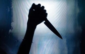 Eşinin bıçaklı saldırısına uğrayan kadın hayatını kaybetti