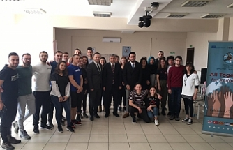 Eskişehir'de Erasmus + KA1 projesi gerçekleşiyor