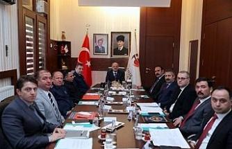 Eskişehir'in güvenliği masaya yatırıldı