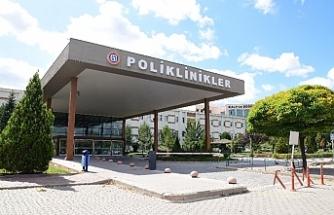 ESOGÜ Hastanesi Genel Cerrahi Anabilim Dalı 3 ayrı bölüm ile hizmet vermeye başladı