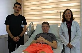 İngiliz hasta çareyi Türkiye'de buldu