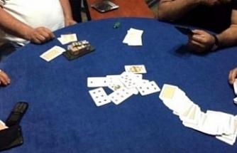 Eskişehir'de kumar oynayan 11 şahsa toplam 34 bin 650 Tl ceza