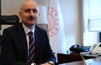 Ulaştırma ve Altyapı Bakanı Karaismailoğlu: 'Vatandaşlarımızdan gelen yoğun talep üzerine seferleri arttırıyoruz'