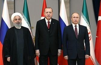 Astana zirvesinin ana gündemi İdlib Giriş:01 Temmuz 2020 07:15