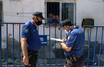 Geleneksel Afgan pilav ikramına katılan 15 kişi karantina altında