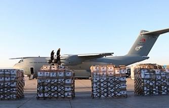 Türkiye'den Irak'a yardım eli