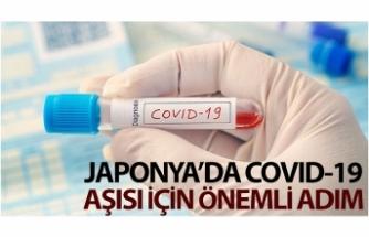 Japonya'dan yeni Covid-19 aşısı adımı