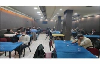 Kumar oynayan 33 kişiye 103 bin 950 lira ceza