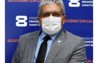 OSB Başkanı Küpeli'nin Koronavirüs testi pozitif çıktı
