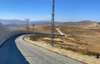 İçişleri Bakanı Süleyman Soylu: Sınıra 81 kilometrelik güvenlik duvarı