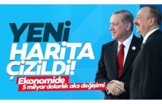 Türkiye ekonomisinde 5 milyar dolarlık değişim