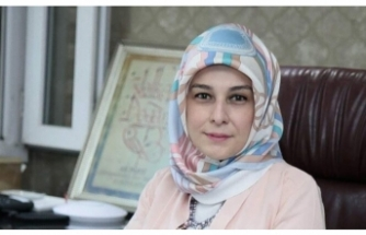AK Parti Odunpazarı Kadın Kolları İlçe Başkanı Esma Çakır Eserkaya görevinden istifa etti
