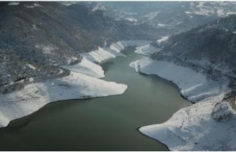 Kar yağışının barajlarındaki doluluk etkisi açıklandı