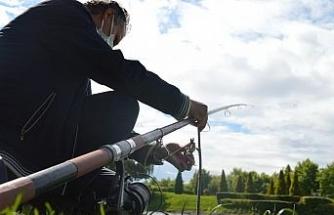 Av yasağı bitti amatör balıkçılar soluğu su kenarlarında aldı