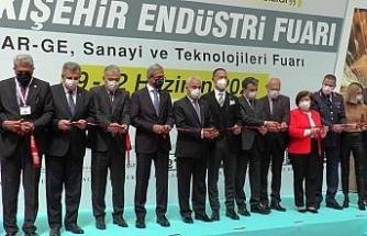 Eskişehir Endüstri Fuarı açıldı