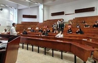 Üniversite sektör iş birliği eğitimleri başladı