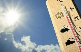 Sıcaklıklar mevsim normallerinin 8 derece üzerinde