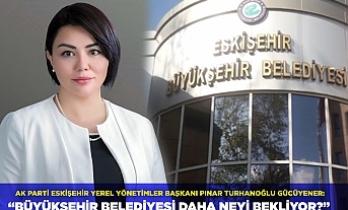 """""""Eskişehir Büyükşehir Belediyesi daha neyi bekliyor?"""""""