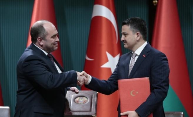 Erdoğan-Lukaşenko ortak basın toplantısı