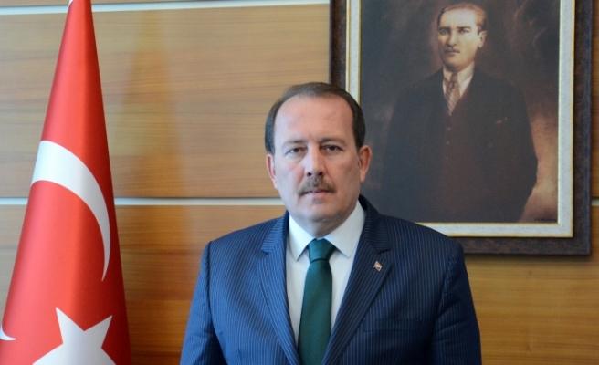 Harun Karacan'ın 23 Nisan Ulusal Egemenlik ve Çocuk Bayramı Mesajı