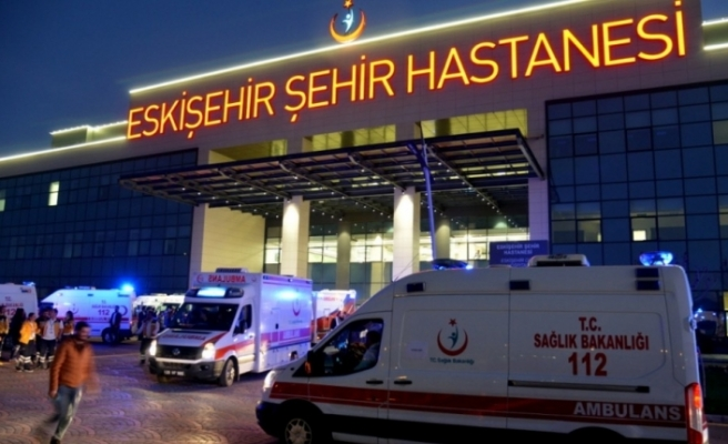 Eskişehir Şehir Hastanesi 'Sağlık Turizmi Yetki Belgesi'ni aldı