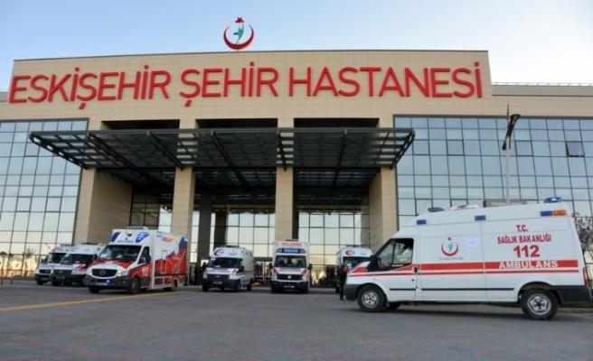 Eskişehir Şehir Hastanesi'nin 6 aylık hizmet değerlendirmesi