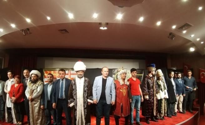 """Eskişehir Ülkü Ocaklarından """"Fetih"""" tiyatrosu"""