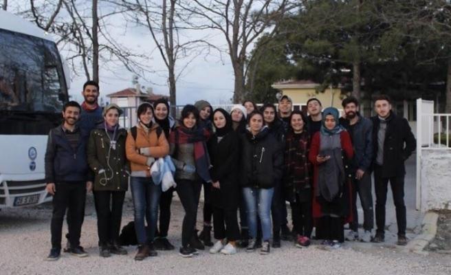 ESOGÜ'den köy okulunu kardeşlik eli