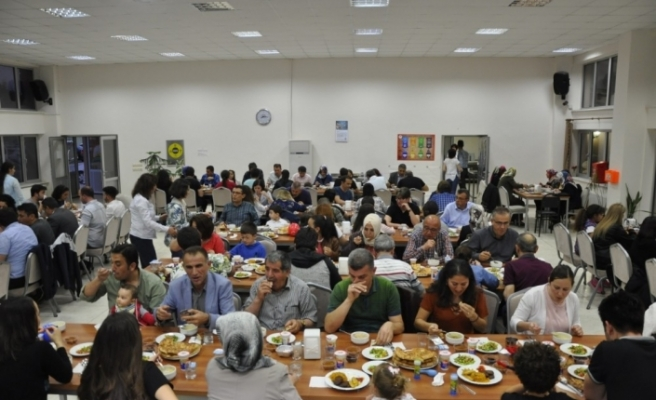 İl Tarım ve Orman Müdürlüğü'nden iftar yemeği