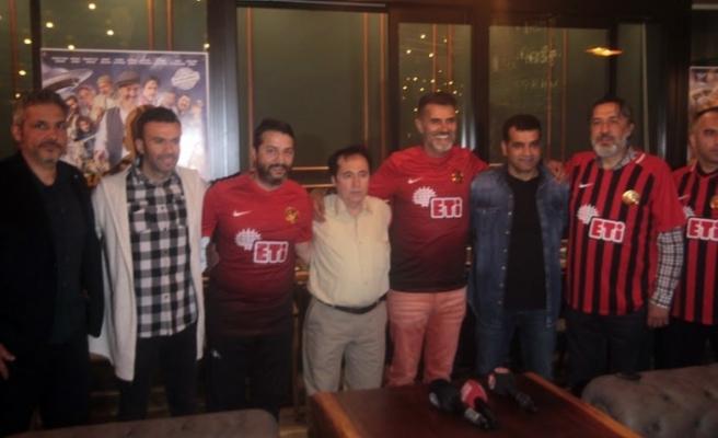 Kral Midas'ın Hazinesi'ni izleyenler Eskişehirspor'a da destek olacak