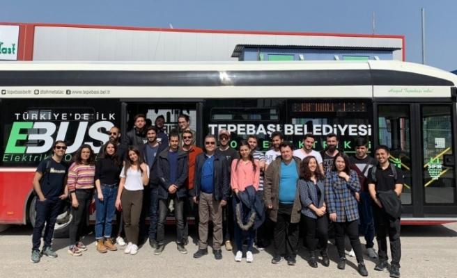 Öğrencilerden geri dönüşüm tesislerine teknik gezi