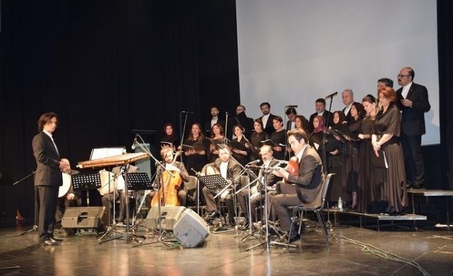 'Tasavvuf Müziği ile Yunus İklimine Yolculuk' temalı konser