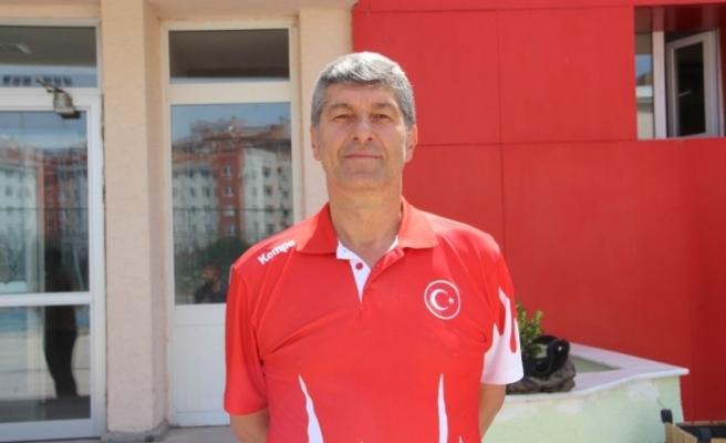 A Milli Erkek Hentbol Takımın hedefi Avrupa Şampiyonası