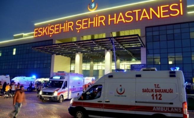 Eskişehir Şehir Hastanesi'nin yüksek standartı tescillendi