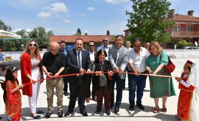 İnönü'de çocuk akademisi açıldı