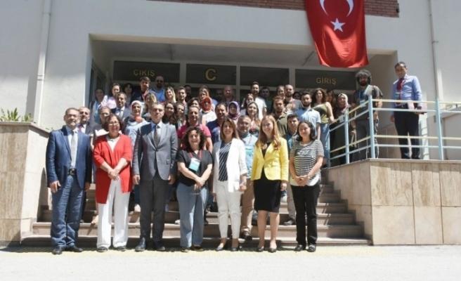 """Anadolu Üniversitesi'nde """"Pierre Bourdieu Okuma Programı-Eğitim Sosyolojisi"""" çalıştayı"""
