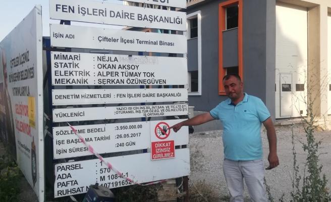 CHP'nin Çifteler Cezaevi açıklamasına AK Parti'den sert cevap!