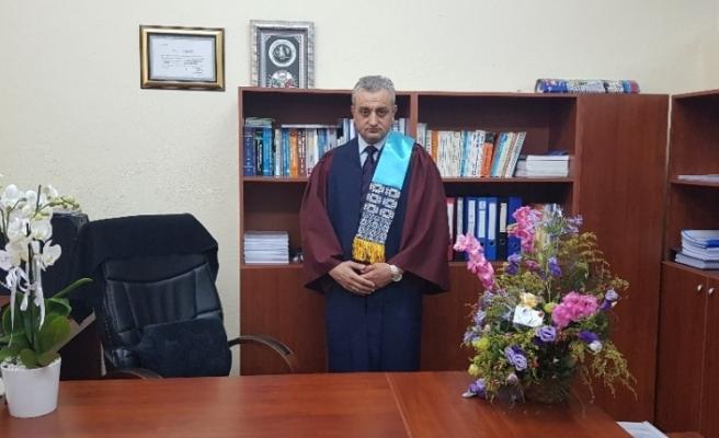 Doç. Dr. Murat Karacasu, 'Profesörlük' ünvanı aldı ve ataması yapıldı