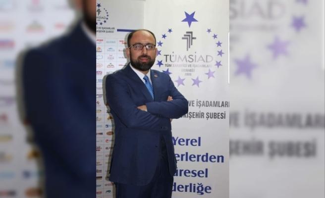 TÜMSİAD Eskişehir Şube Başkanı Ali Engiz'den 15 Temmuz etkinliklerine davet