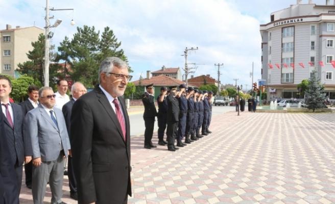 30 Ağustos Zafer Bayramı İnönü'de kutlandı