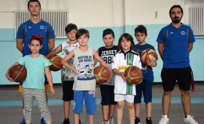 Anadolu Üniversitesi Yaz Spor Okulunda geleceğin sporcuları yetişiyor