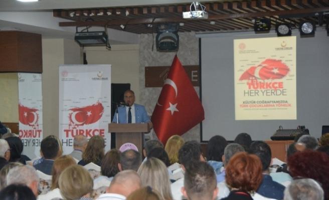 Balkanlardaki Türk çocukları için Türkçe Öğreten Eğiticilerin Eğitimi