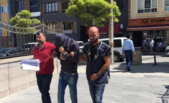 Çeşitli hırsızlık suçlarından aranan 2 şüpheli yakalandı