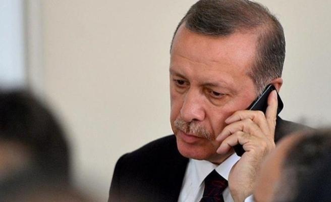 Cumhurbaşkanı Erdoğan'dan Destici'ye bayram telefon