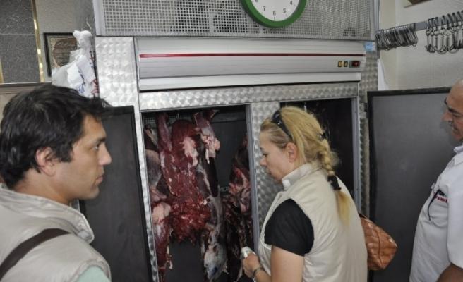Eskişehir'de Kurban Bayramı öncesi gıda denetimlerine hız verildi