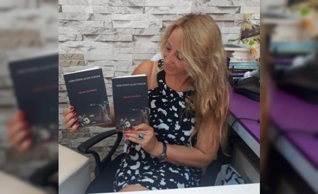 Eskişehirli yazar Selda Davran'ın 'Sürgünde Açan Tohum' romanı yayınlandı