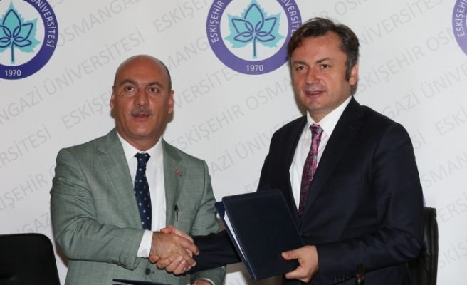 ESOGÜ ile İl Milli Eğitim Müdürlüğü arasında işbirliği protokolü imzalandı